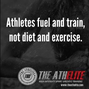 MMA UFC OCR Spartan Nutrition